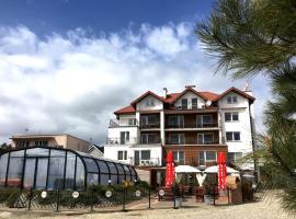 Hotel Krynica, Krynica Morska