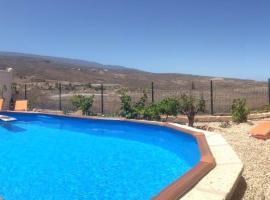 Casa Coryzon, Arico Viejo (Arico el Nuevo yakınında)