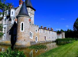 Château De La Colaissière, Saint-Sauver-de-Landemont
