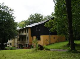 Bildungsstätte BiB Burgholz, Wuppertal (Hammerstein yakınında)