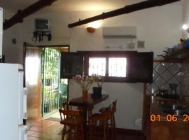 Casa Rural Pico de Osorio, Valleseco (рядом с городом Уэртесильяс)