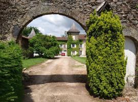 Pierre Deluen Domaine de la Grange de Quaire, Chassenon (рядом с городом Chabanais)