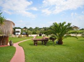 Villa Primavera, Lido di Capo Portiere (Berdekatan Latina)