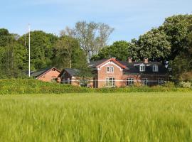 Skovlide Beautiful Farmhouse, Edslev (Hasselager yakınında)
