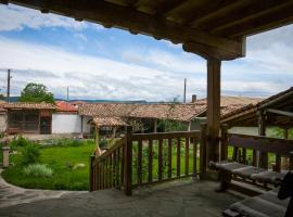 Mutafova Guest House, Veliki Preslav (Kochovo yakınında)