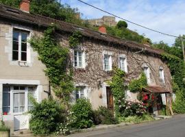 Hotel Restaurant Les Gorges de Chouvigny, Chouvigny