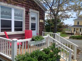 Bayview Pines Country Inn Apartments, Mahone Bay (U blizini grada 'Western Shore')