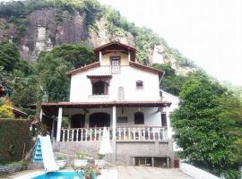 Spa Alto da Serra, Petrópolis (Vila Equitativa yakınında)