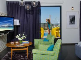 The Fifties suites, Kefar Weradim