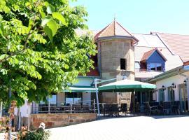 Hotel Restaurant Zehntscheune, Sinsheim (Hilsbach yakınında)