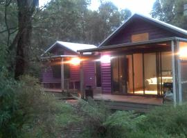 12 Apostles Hinterland Cottages, Timboon