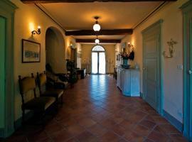 Villa Orlandina, San Vicenzo di Galliera