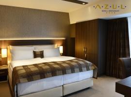 AZUL Hotel & Restaurant Partizánske, Partizánske