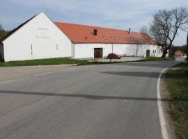 Penzion Vanůvecký Dvůr, Telč (Řásná yakınında)