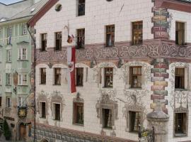 BEST WESTERN Plus Hotel Goldener Adler Innsbruck, Innsbruck
