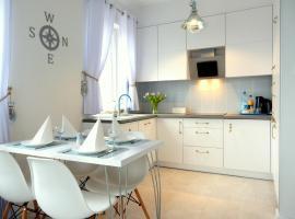 Apartament Biały Żagiel