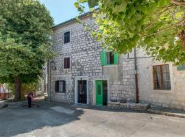 15th Century House in Osor, Osor