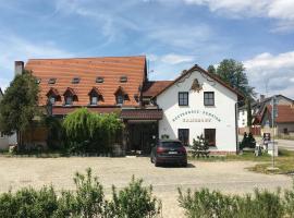 Penzion Samorost, Jarošov nad Nežárkou (Rodvínov yakınında)