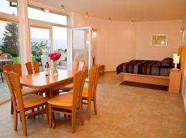 Apartma Sonce Balkonce