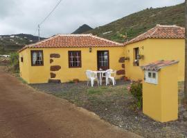 Casa La Rehoya, Puntallana (рядом с городом Ла-Гальга)
