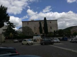 borgo medioevale di morricone, Moricone