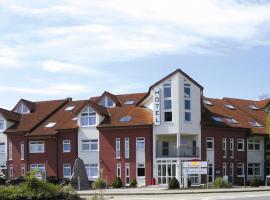 Wincent Hotel, Sinsheim (Angelbachtal yakınında)