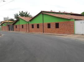 Pousada Camaleão, Itacarambi