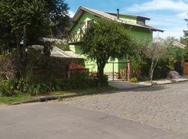 Casa Rústica - Hospedaria
