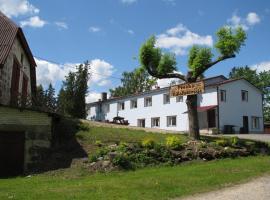Pinska Guesthouse, Pinska (Ramsi yakınında)