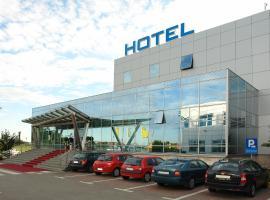 Hotel Zovko Zagreb, Sesvete (рядом с городом Jelkovec)
