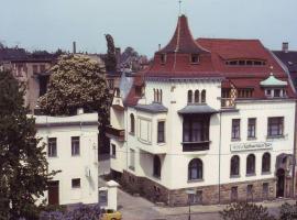 Hotel Katharinenhof, Werdau (Fraureuth yakınında)