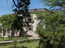 La Maison d'Amédée, Montségur-sur-Lauzon