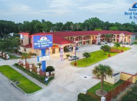 Americas Best Value Inn & Suites NE Houston, Houston