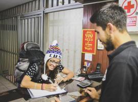 Tupac Lima Airport Hostel