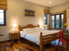 Thai Modern Home, Ban Mae Mae