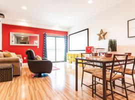 Luxury 3-Bedroom Apartment - 10 Minutes to Times Square, Weehawken