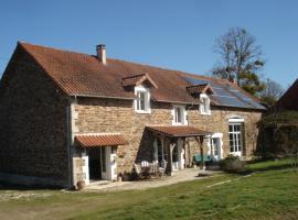 Gîte 1 La Rame, Chaleix (рядом с городом Saint-Jory-de-Chaleix)
