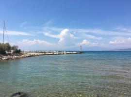 Assos beach, Periyiálion (рядом с городом Като-Ассос)