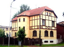 Villand Hotel, Riga