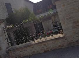 Gite La Ptite Lazz, Les Riceys (рядом с городом Arthonnay)