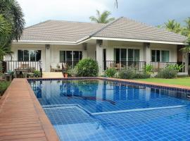 Baan Aroka Pool Villa Sea View