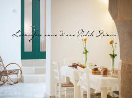 B&B Donnantonietta - Nobile dimora, Minervino di Lecce