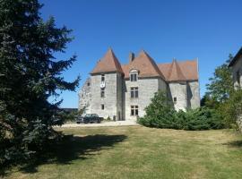 Château de Rochefort, Mirebeau (рядом с городом Doussay)