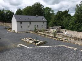 Clashganny Mill, Borris (рядом с городом Saint Mullins)