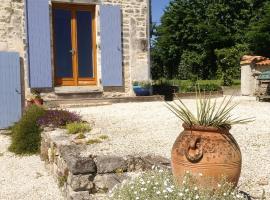 Olive & thyme, Saint-Médard (рядом с городом Marcillac-Lanville)