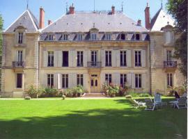 Chateau de Bessey les Citeaux, Bessey-lès-Citeaux (рядом с городом Trouhans)