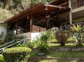 Hotel Shangrila, Nova Friburgo (Sumidouro yakınında)