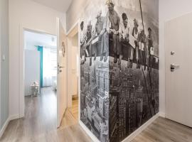 Apartament Metro Słodowiec VIP
