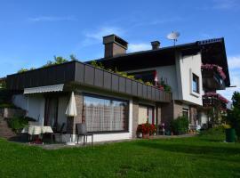 Ferienwohnung Gästehaus Inge, Zlan (Ziebl yakınında)