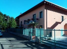 Villa Ormeni, Cardano al Campo